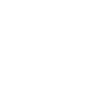 Two white trees with a cloud icon